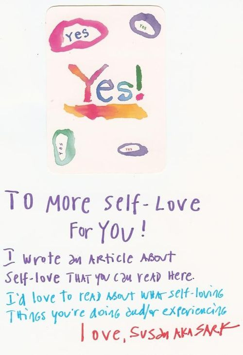YES to MORE Self-Love for YOU